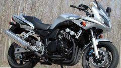 Kawasaki ZR-7S vs Yamaha Fazer 600 - Immagine: 10