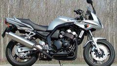 Kawasaki ZR-7S vs Yamaha Fazer 600 - Immagine: 3