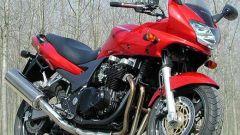 Kawasaki ZR-7S vs Yamaha Fazer 600 - Immagine: 2