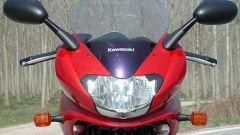 Kawasaki ZR-7S vs Yamaha Fazer 600 - Immagine: 15