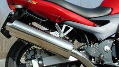Kawasaki ZR-7S vs Yamaha Fazer 600 - Immagine: 30