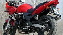 Kawasaki ZR-7S vs Yamaha Fazer 600 - Immagine: 26