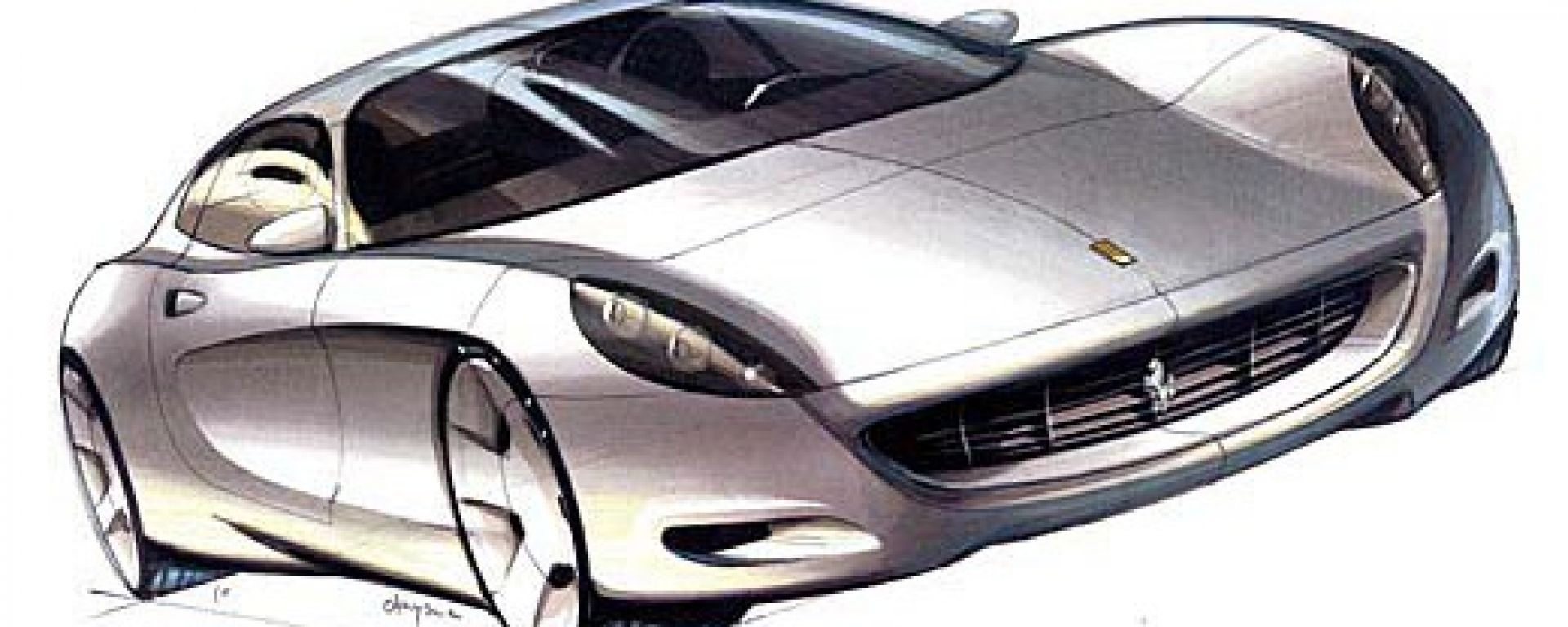 Anteprima:Nuova Ferrari 456