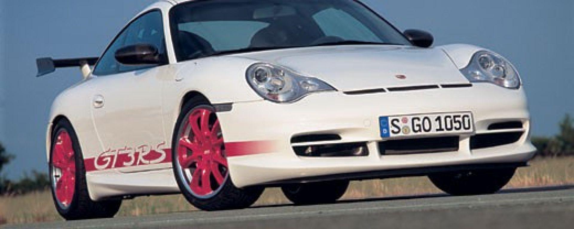 Grandi ritorni:Porsche 911 GT3 RS Anniversary