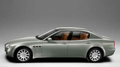 Anteprima:Maserati Quattroporte - Immagine: 10