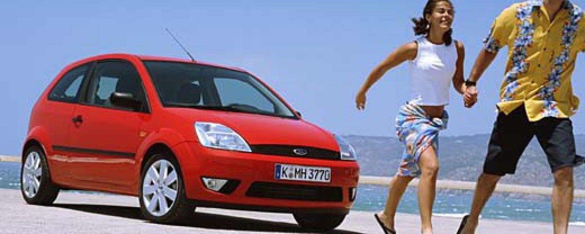 Ford Fiesta 1.4 Durashift Zetec