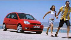 Ford Fiesta 1.4 Durashift Zetec - Immagine: 16
