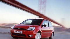 Ford Fiesta 1.4 Durashift Zetec - Immagine: 10