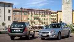 Immagine 0: Subaru Impreza e Forester Bi-Fuel