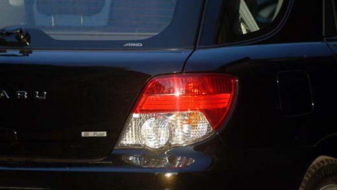Immagine 17: Subaru Impreza e Forester Bi-Fuel