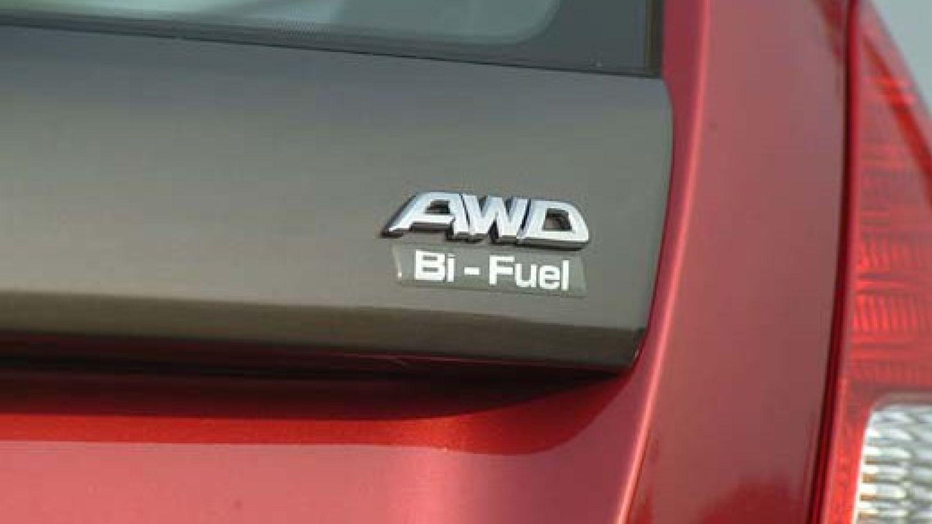 Immagine 15: Subaru Impreza e Forester Bi-Fuel