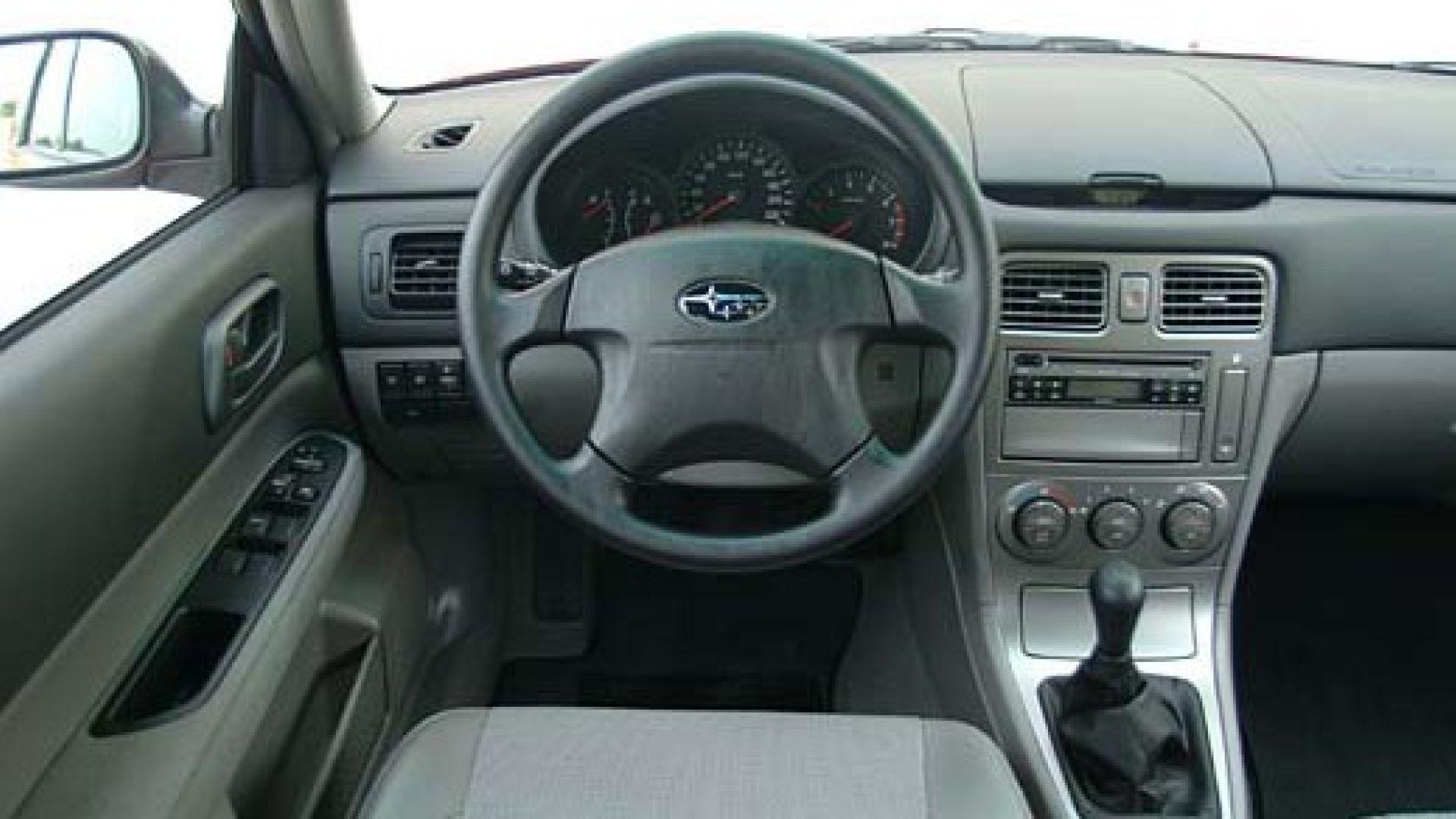 Immagine 3: Subaru Impreza e Forester Bi-Fuel