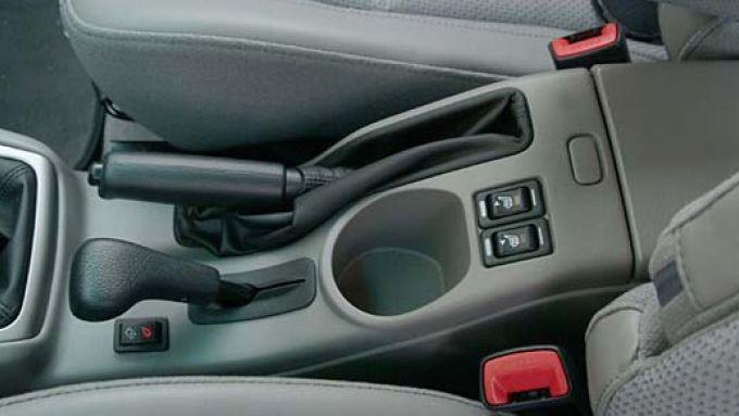 Immagine 4: Subaru Impreza e Forester Bi-Fuel