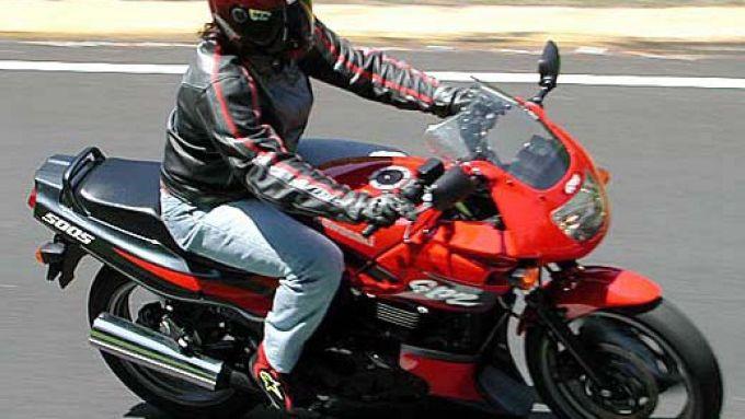 Immagine 0: Kawasaki GPZ 500S
