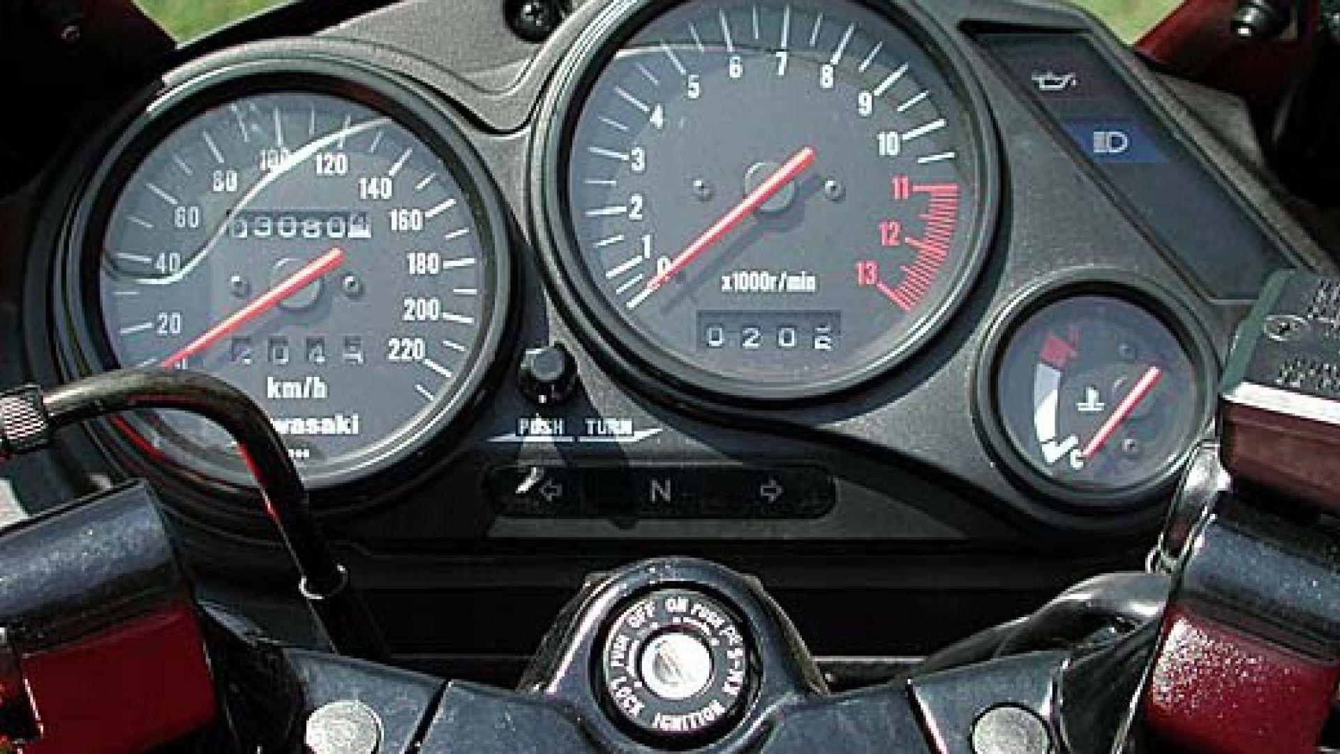 Immagine 18: Kawasaki GPZ 500S