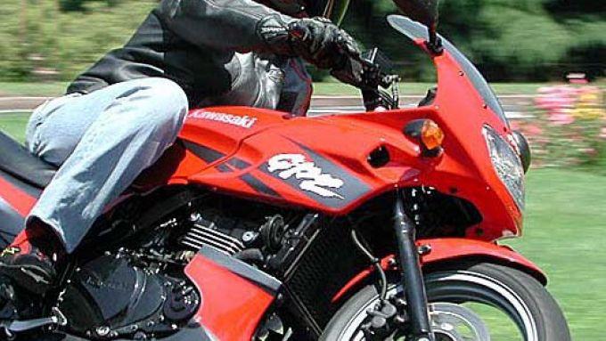 Immagine 19: Kawasaki GPZ 500S