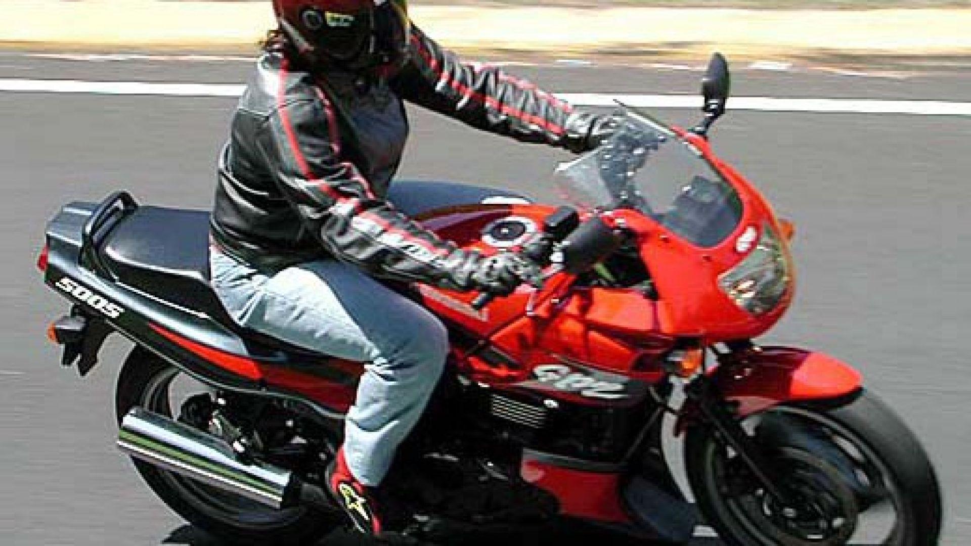 Immagine 21: Kawasaki GPZ 500S