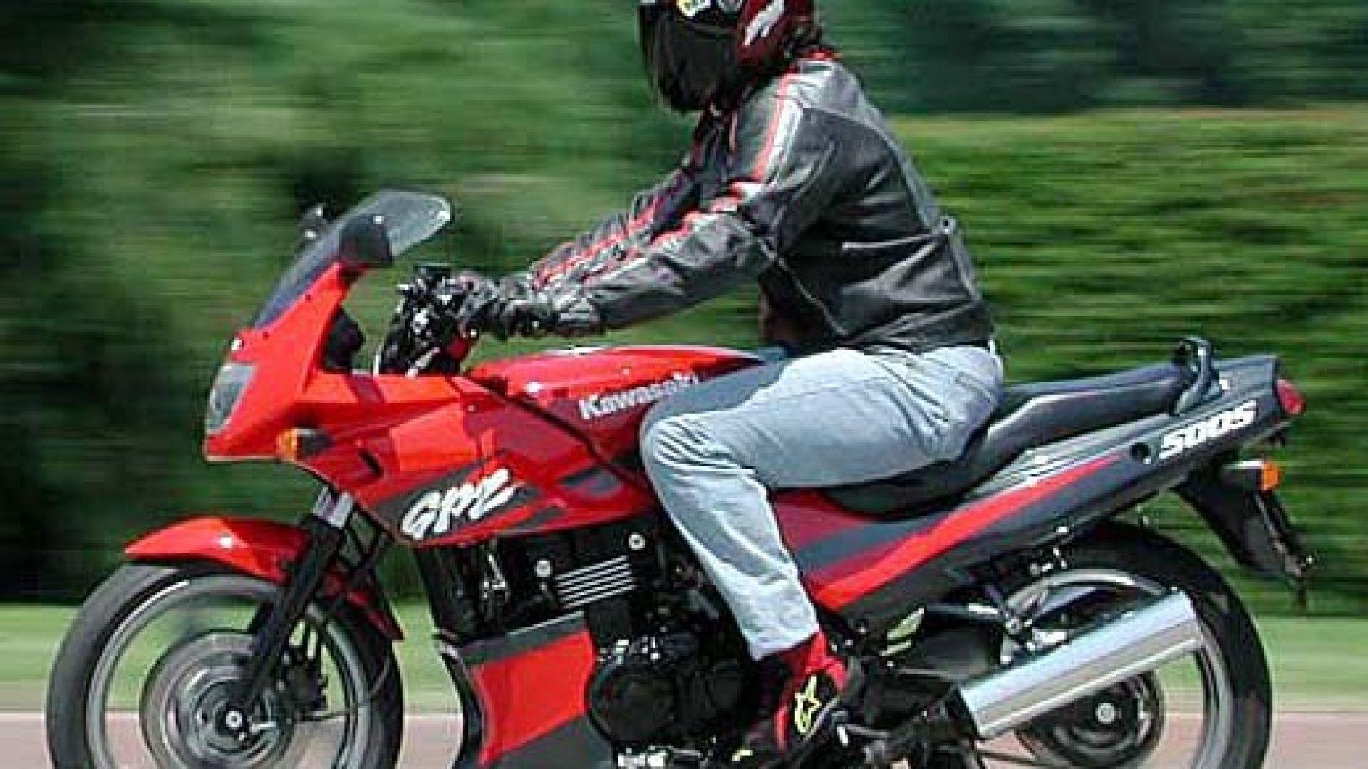 Immagine 23: Kawasaki GPZ 500S