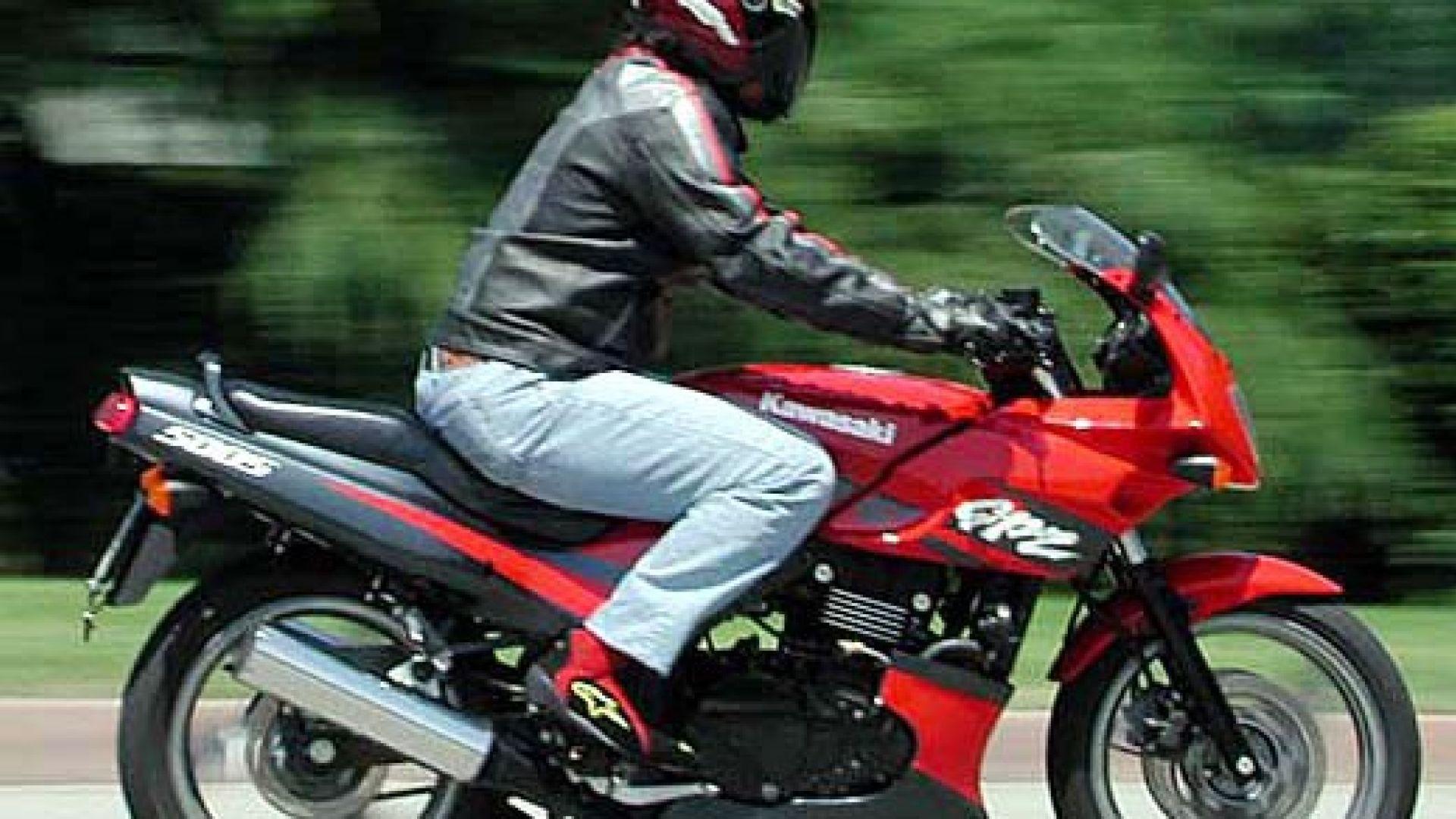 Immagine 25: Kawasaki GPZ 500S