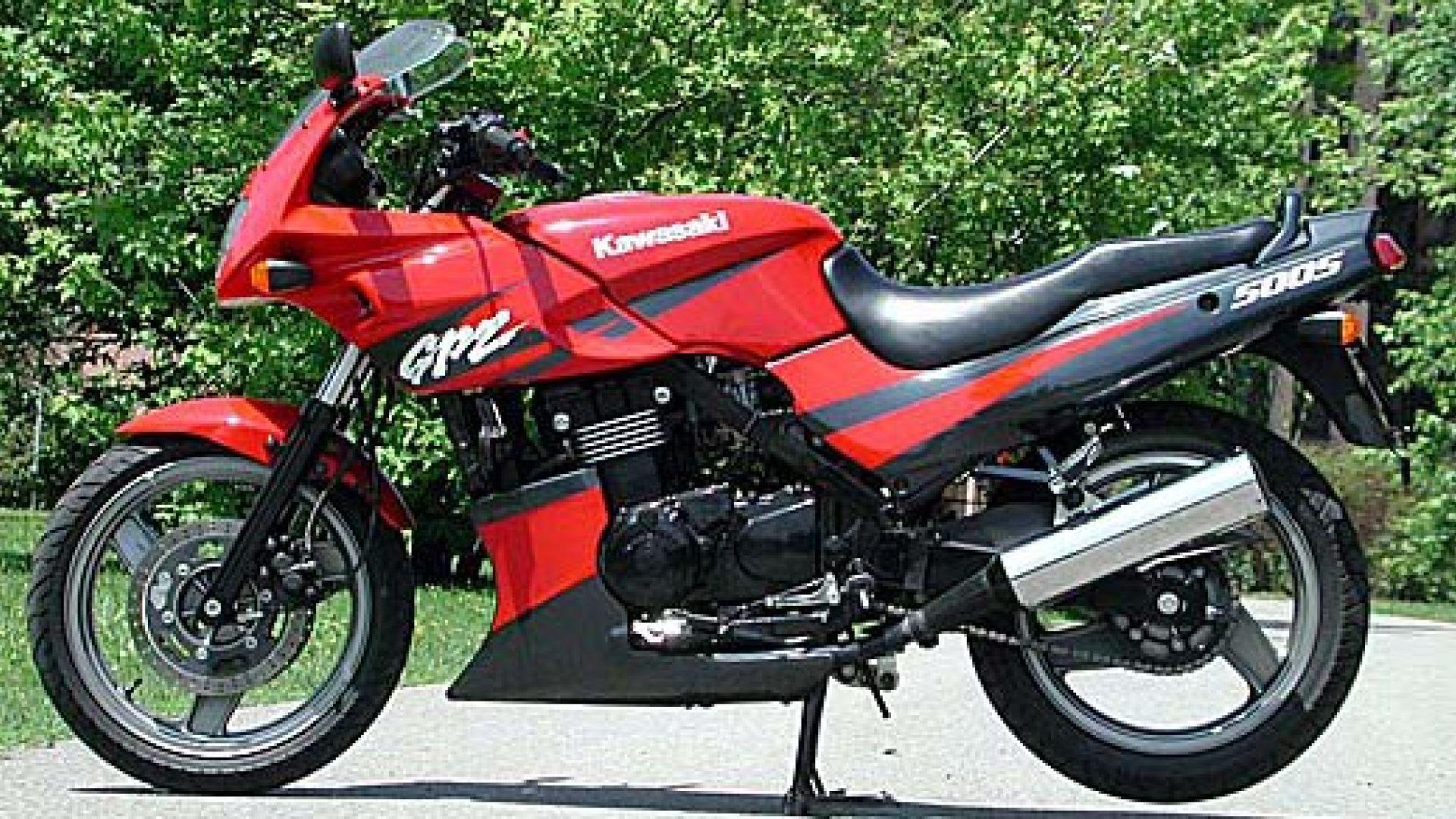 Immagine 14: Kawasaki GPZ 500S