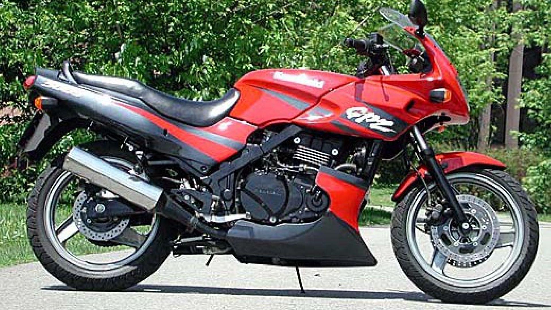 Immagine 13: Kawasaki GPZ 500S