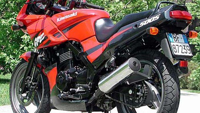Immagine 1: Kawasaki GPZ 500S