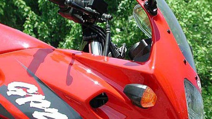 Immagine 3: Kawasaki GPZ 500S