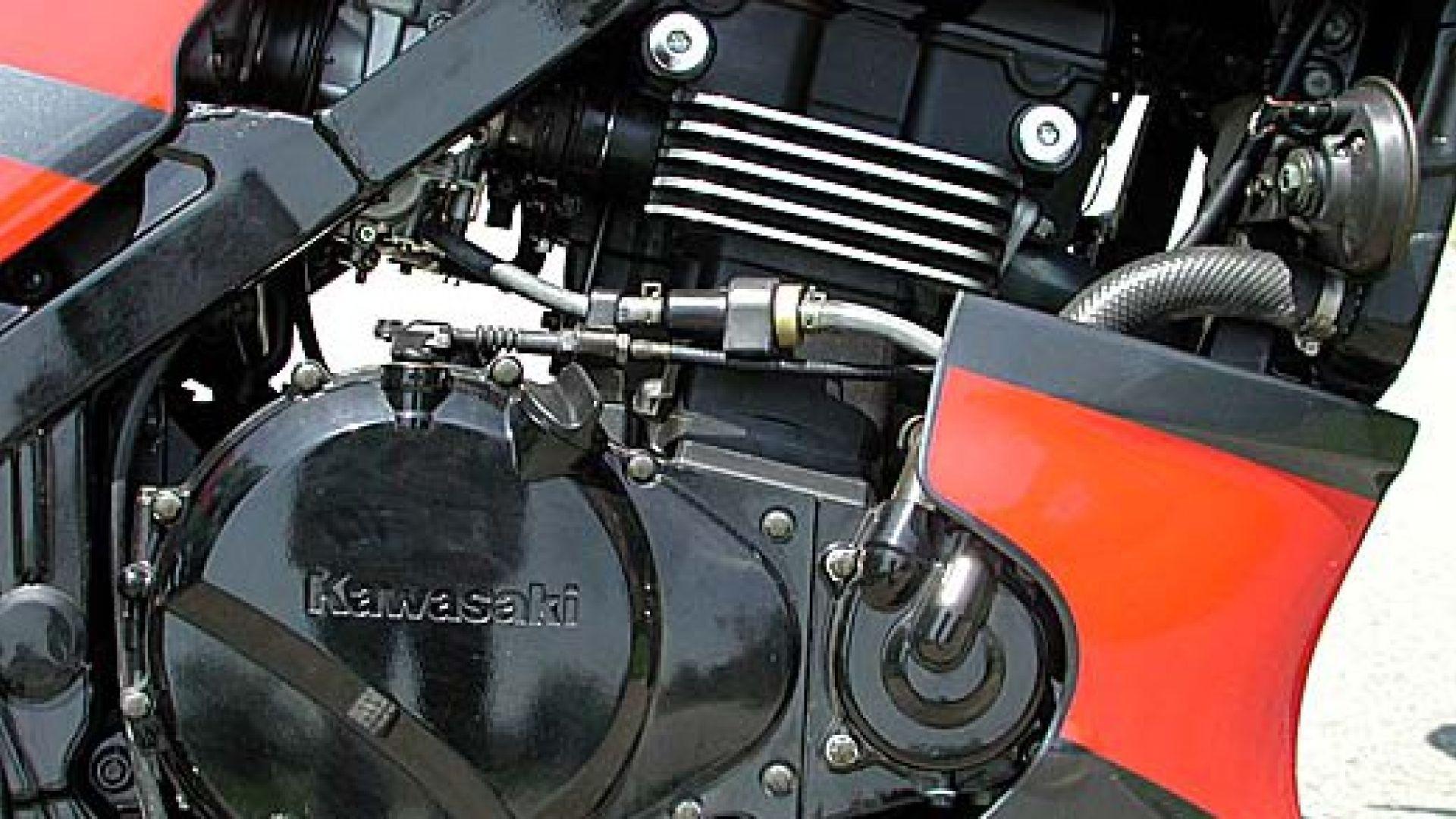 Immagine 5: Kawasaki GPZ 500S