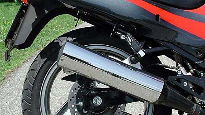 Immagine 6: Kawasaki GPZ 500S