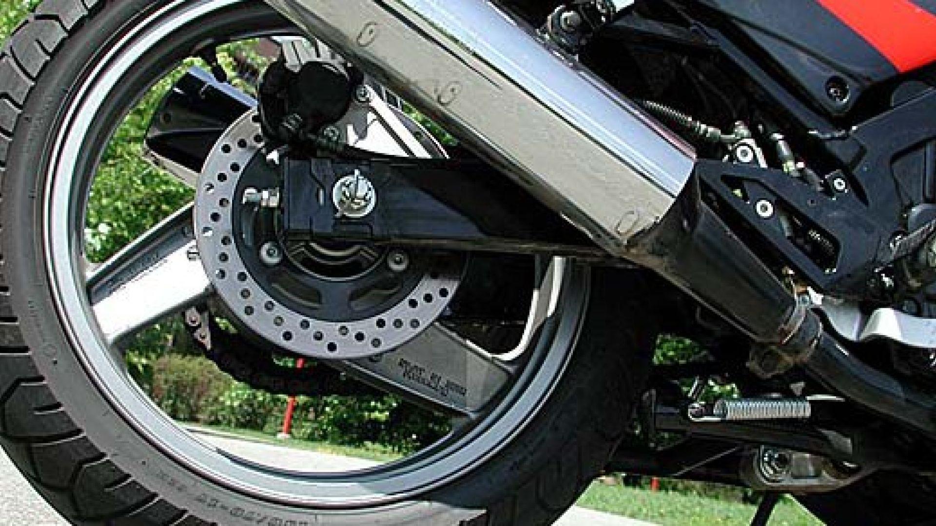 Immagine 7: Kawasaki GPZ 500S
