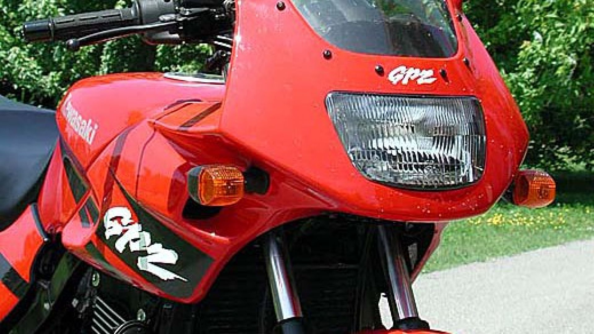 Immagine 10: Kawasaki GPZ 500S