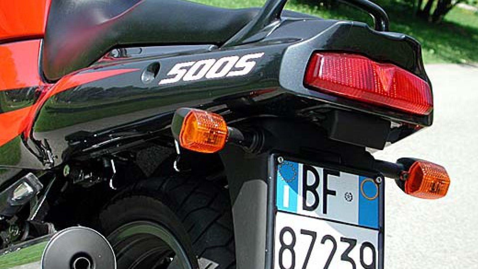 Immagine 11: Kawasaki GPZ 500S