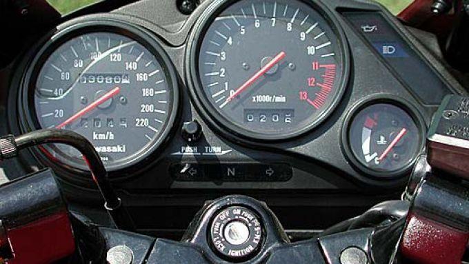 Immagine 12: Kawasaki GPZ 500S