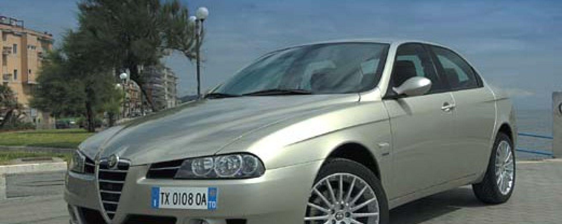 Alfa Romeo 156 e Sportwagon 2003