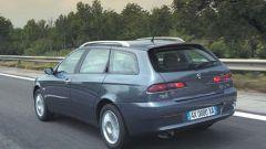 Alfa Romeo 156 e Sportwagon 2003 - Immagine: 5