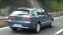 Alfa Romeo 156 e Sportwagon 2003 - Immagine: 7