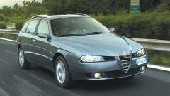 Alfa Romeo 156 e Sportwagon 2003 - Immagine: 8