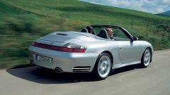 Porsche Carrera 4S Cabrio - Immagine: 4