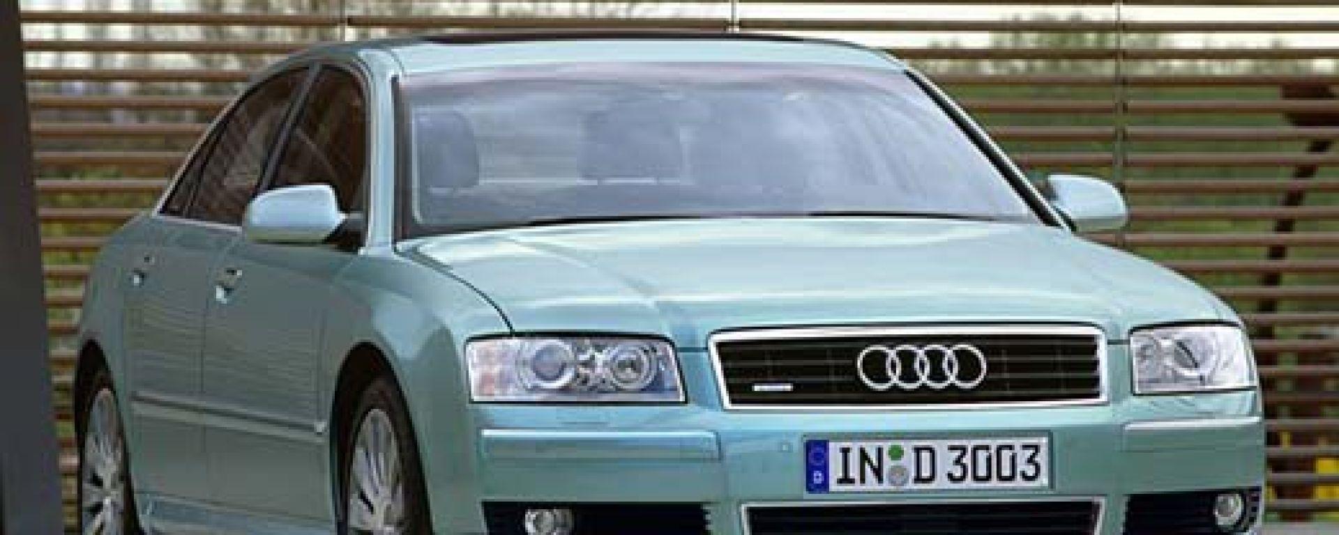 Audi A8 V8 4.0TDI
