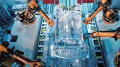 Bmw Active Steering: la rivoluzione della nuova Serie 5 - Immagine: 15