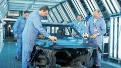 Bmw Active Steering: la rivoluzione della nuova Serie 5 - Immagine: 7