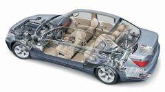 Bmw Active Steering: la rivoluzione della nuova Serie 5 - Immagine: 19
