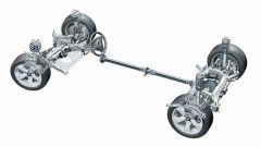 Bmw Active Steering: la rivoluzione della nuova Serie 5 - Immagine: 36