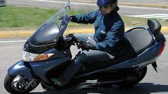 Suzuki Burgman 400 ie - Immagine: 26