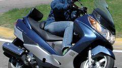 Suzuki Burgman 400 ie - Immagine: 28