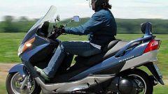 Suzuki Burgman 400 ie - Immagine: 32