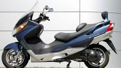 Suzuki Burgman 400 ie - Immagine: 34