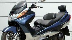 Suzuki Burgman 400 ie - Immagine: 18