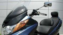 Suzuki Burgman 400 ie - Immagine: 2