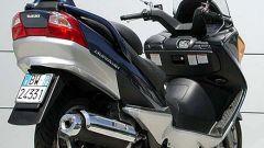 Suzuki Burgman 400 ie - Immagine: 4